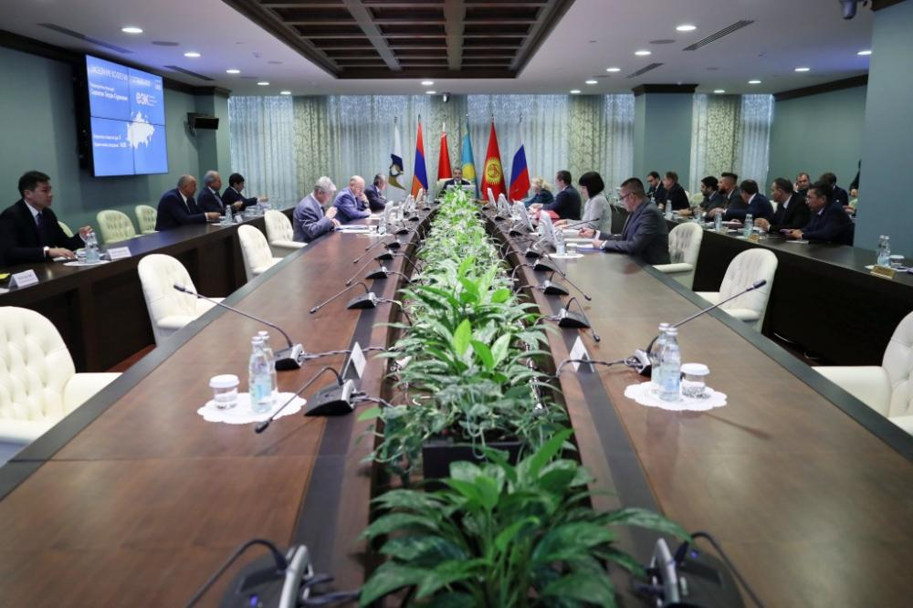 Draft recommendation to detect unsafe products within the Eurasian Economic Union